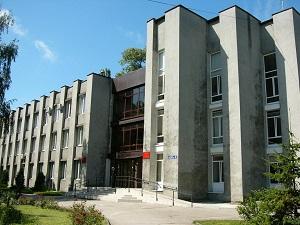 Здание администрации Балтийского муниципального района, Балтийск, проспект Ленина 6